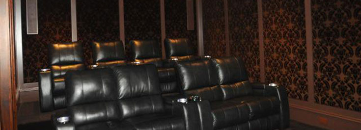 Home Theater Installation Atlanta Audio Visual