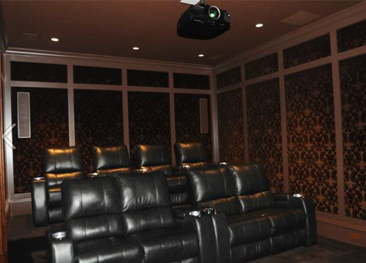 Atlanta Home Theater Installation